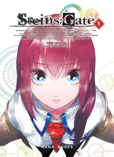 Couverture Steins gate tome 1