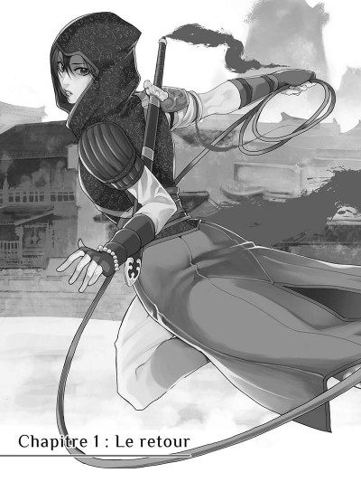 Page 6 Assassin's Creed - blade of Shao Jun tome 1
