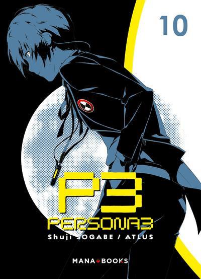 Couverture Persona 3 tome 10