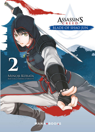 Couverture Assassin's Creed - blade of Shao Jun tome 2
