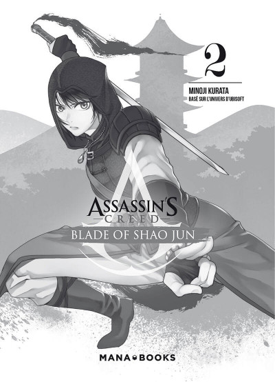 Page 2 Assassin's Creed - blade of Shao Jun tome 2