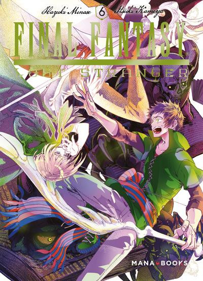 Couverture Final fantasy - lost stranger tome 6