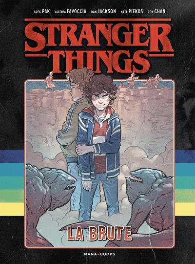 Couverture Stranger things - La brute