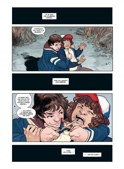 Page 8 Stranger things - La brute