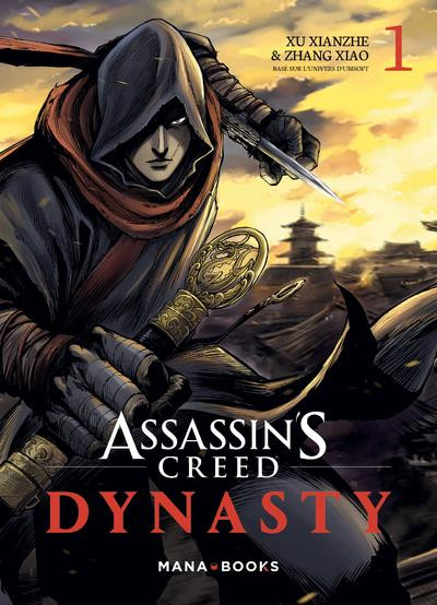 Couverture Assassin's creed dynasty tome 1