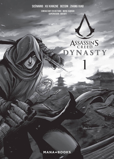 Page 2 Assassin's creed dynasty tome 1