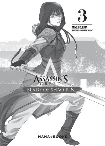 Page 2 Assassin's creed - blade of Shao Jun tome 3
