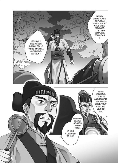Page 9 Assassin's creed - blade of Shao Jun tome 3