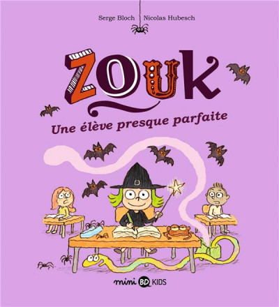 Couverture Zouk tome 18
