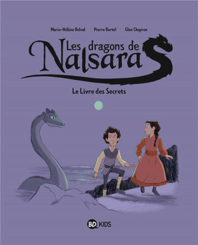 Couverture Les dragons de Nalsara tome 2