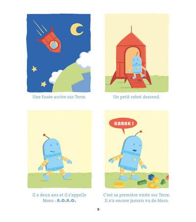 Page 8 n. o. n. o. le petit robot