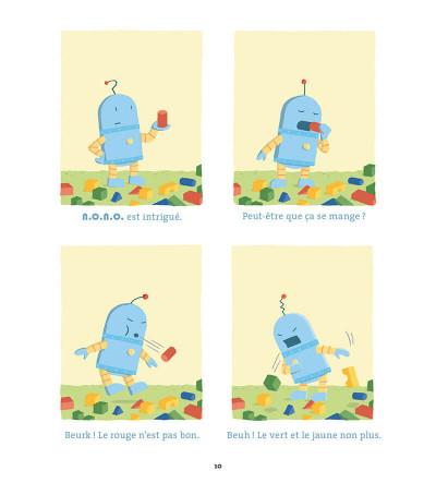 Page 9 n. o. n. o. le petit robot