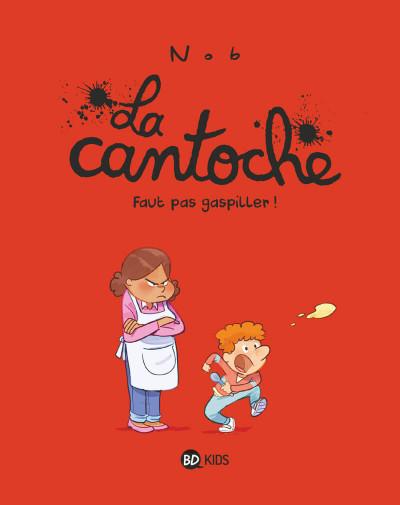 Page 2 La cantoche tome 4