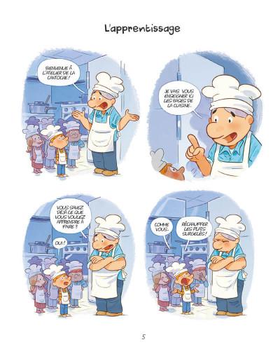 Page 4 La cantoche tome 4