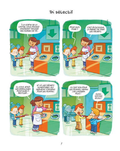 Page 6 La cantoche tome 4