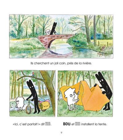 Page 8 Les aventures de Bou et Ha tome 2