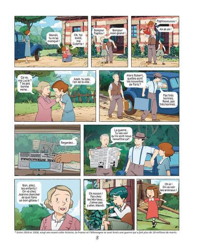 Page 7 Les grandes grandes vacances tome 1