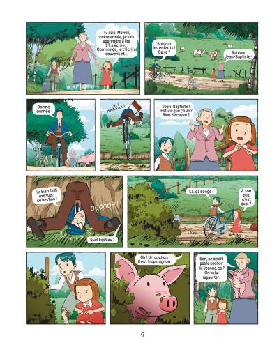 Page 8 Les grandes grandes vacances tome 1