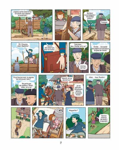 Page 8 Les grandes grandes vacances tome 2
