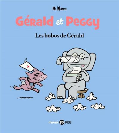 Couverture Gérald et Peggy tome 3