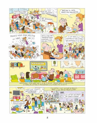 Page 7 Les nouveaux tome 1