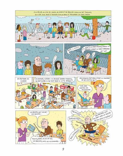 Page 8 Les nouveaux tome 1
