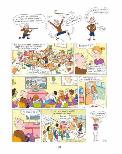 Page 9 Les nouveaux tome 1