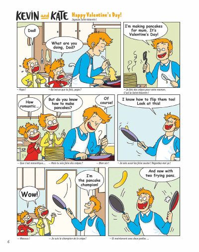 Page 5 Kevin and Kate tome 4