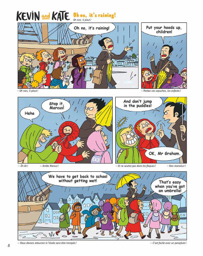 Page 7 Kevin and Kate tome 4