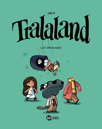 Couverture Tralaland tome 1