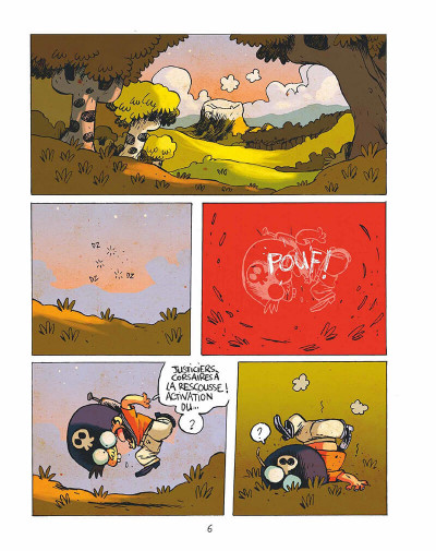 Page 5 Tralaland tome 1