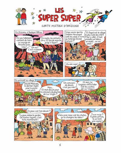 Page 5 Les super super tome 7