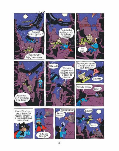 Page 7 Les super super tome 7