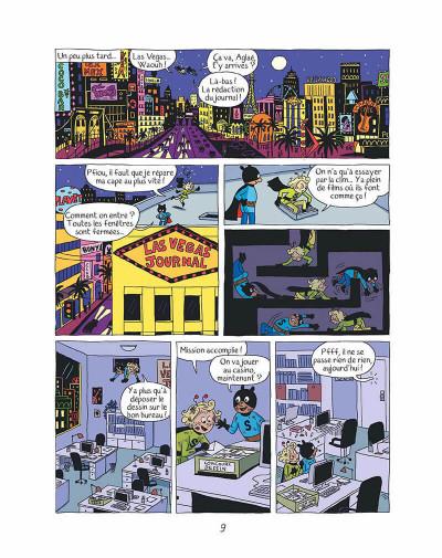 Page 8 Les super super tome 7
