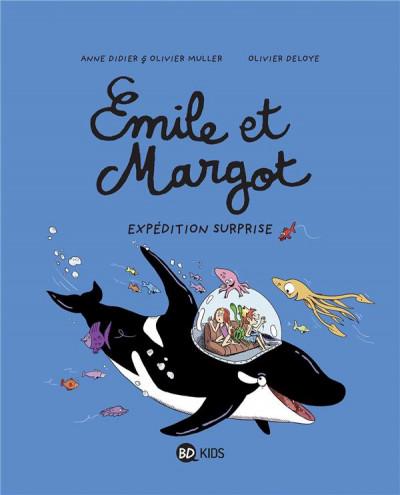Couverture Emile et Margot tome 10