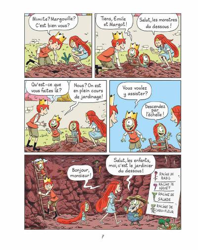 Page 6 Emile et Margot tome 10