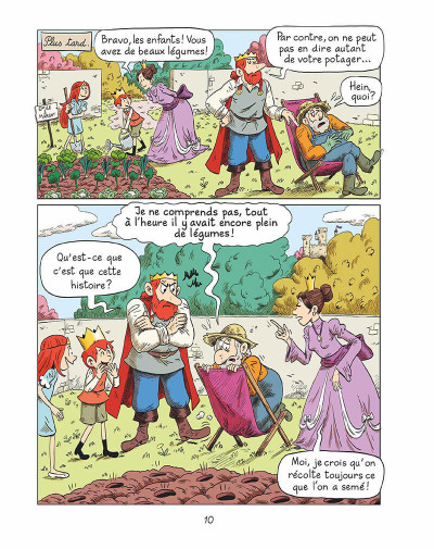 Page 9 Emile et Margot tome 10