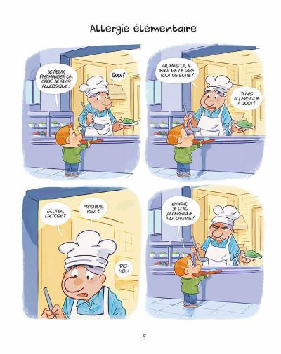 Page 4 La cantoche tome 5