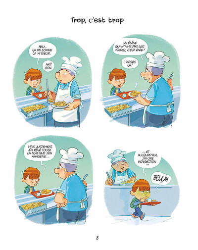 Page 7 La cantoche tome 5