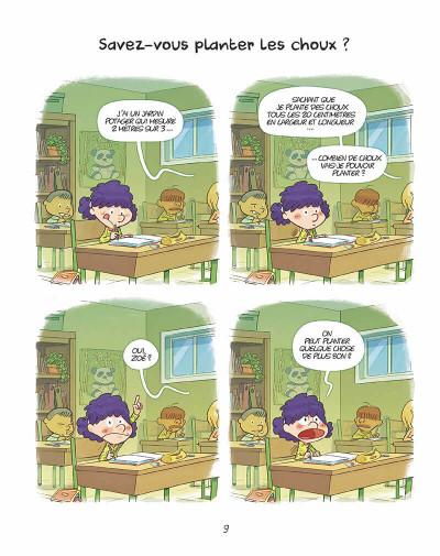 Page 8 La cantoche tome 5