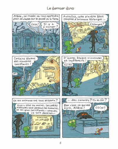 Page 4 Kiki et Aliène tome 7