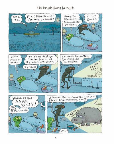 Page 5 Kiki et Aliène tome 7