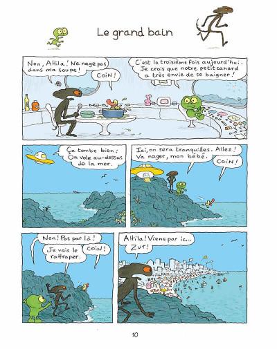 Page 9 Kiki et Aliène tome 7