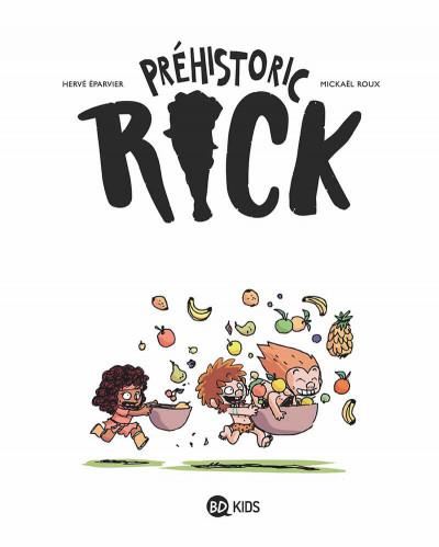 Page 2 Préhistoric Rick tome 4