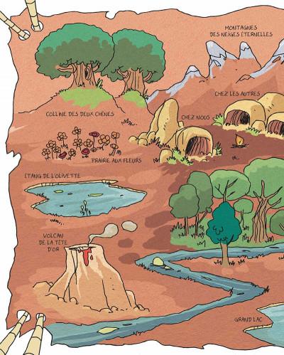 Page 3 Préhistoric Rick tome 4