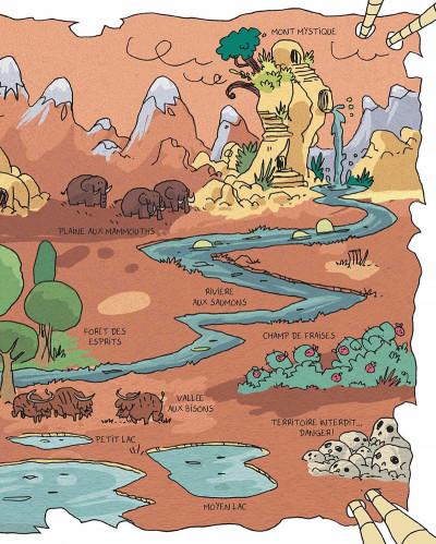 Page 4 Préhistoric Rick tome 4