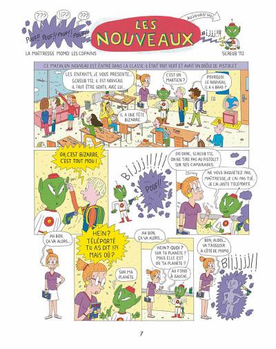 Page 6 Les nouveaux tome 2