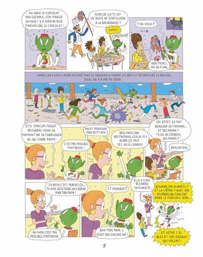 Page 8 Les nouveaux tome 2