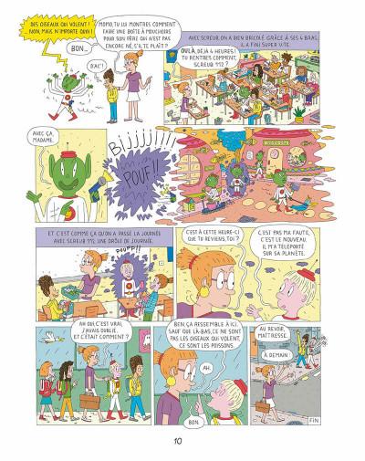 Page 9 Les nouveaux tome 2
