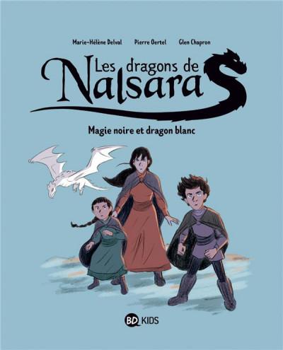 Couverture Les dragons de Nalsara tome 4